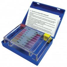 Тестер K020BU таблеточный pH и Cl