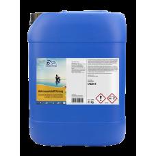 Аквабланк жидкий, 30 кг (активный кислород с альгицидом)