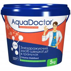 AquaDoctor C-60 хлор-шок, 5 кг