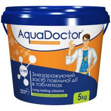 AquaDoctor C-90T хлор длит. Действия, 1 кг