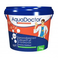 AquaDoctor C-60 хлор-шок, 1 кг