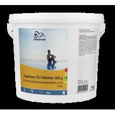Aquablank О2, таблетки 200г -5 кг