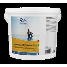 Aquablank О2, таблетки 20г -5 кг