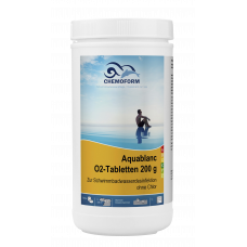 Aquablank О2, таблетки 200г -1 кг